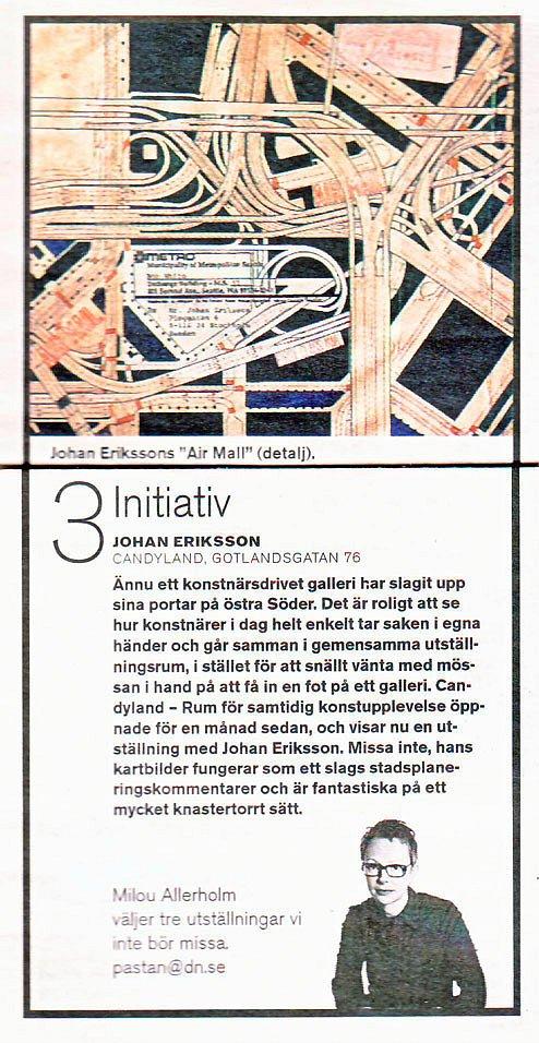 DN/På Stan 12-18 mars 2004